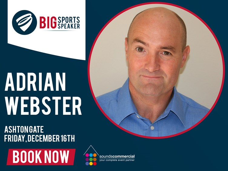 Video: Get Motivated With Adrian Webster At Ashton Gate