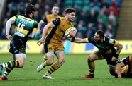 VIDEO: Northampton Saints 32-26 Bristol Rugby