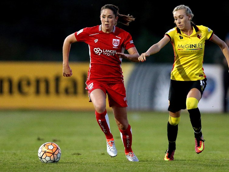 Wilson Signs New Deal With The Vixens