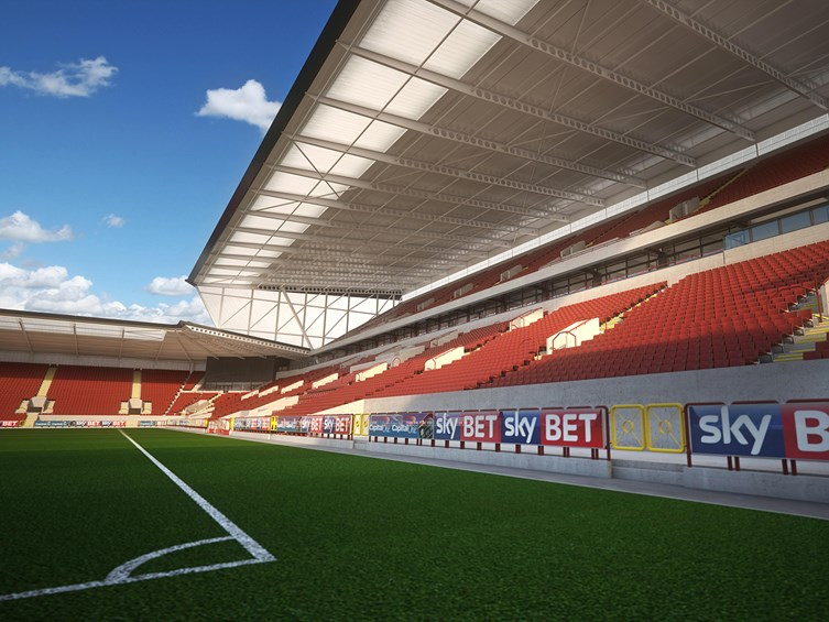 Ashton Gate Rebuild