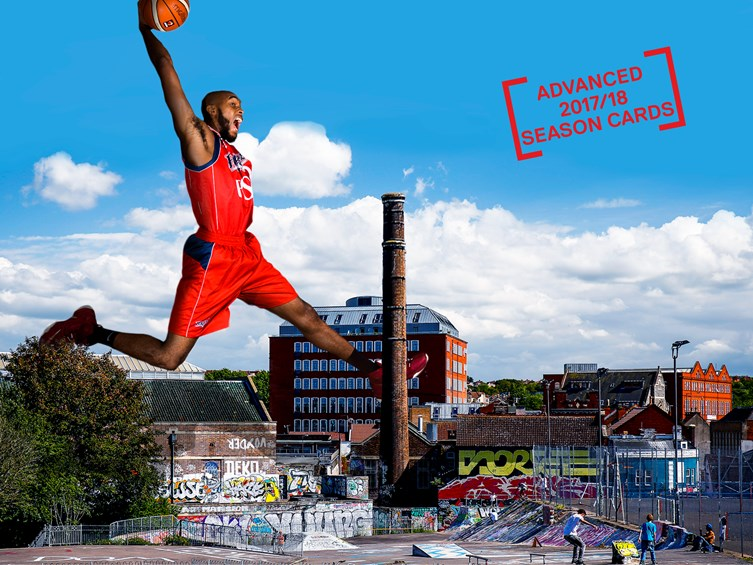 Bristol Flyers 2017/18 Season Cards Now Available For Renewal