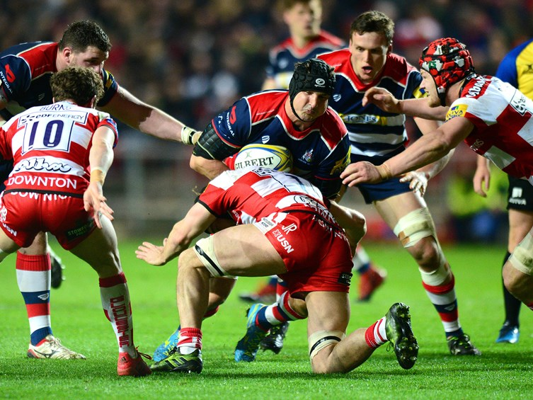 GALLERY: Bristol Rugby 14-32 Gloucester Rugby