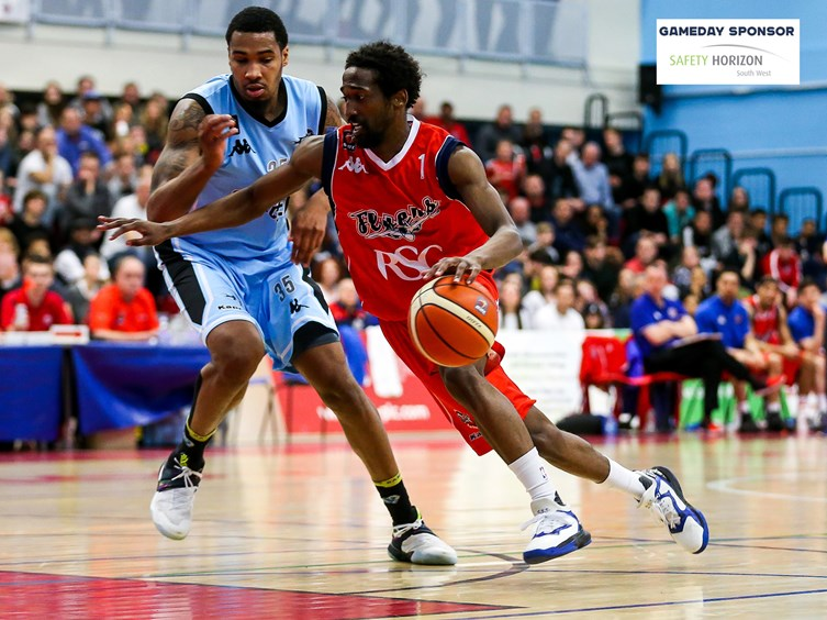 Gallery: Bristol Flyers 74-85 Surrey Scorchers