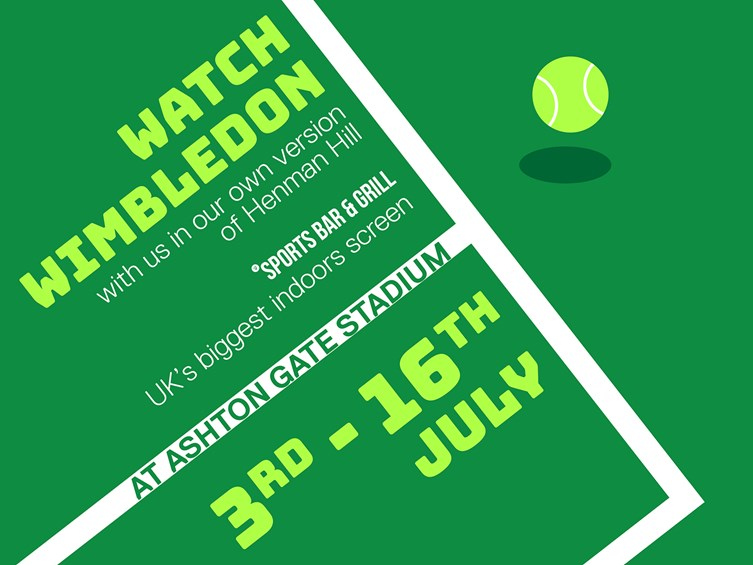 Wimbledon At Bristol Sports Bar & Grill