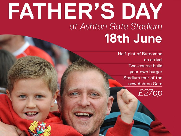 Father's Day At Ashton Gate