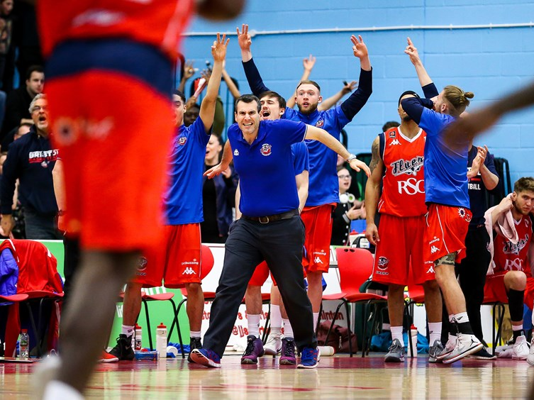 Report: Surrey Scorchers 71-79 Bristol Flyers