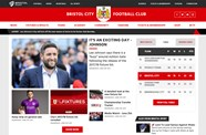 Bristol Sport websites relaunch