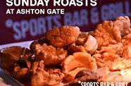 Win A Sunday Roast For Four At Bristol Sports Bar & Grill