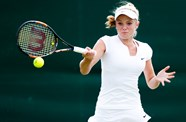 Swan Win Helps Britain To Fed Cup Play-Off